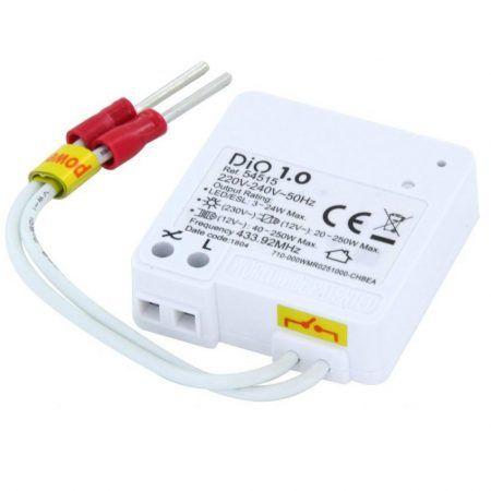 module pour éclairage blanc ultraplat on-off dio