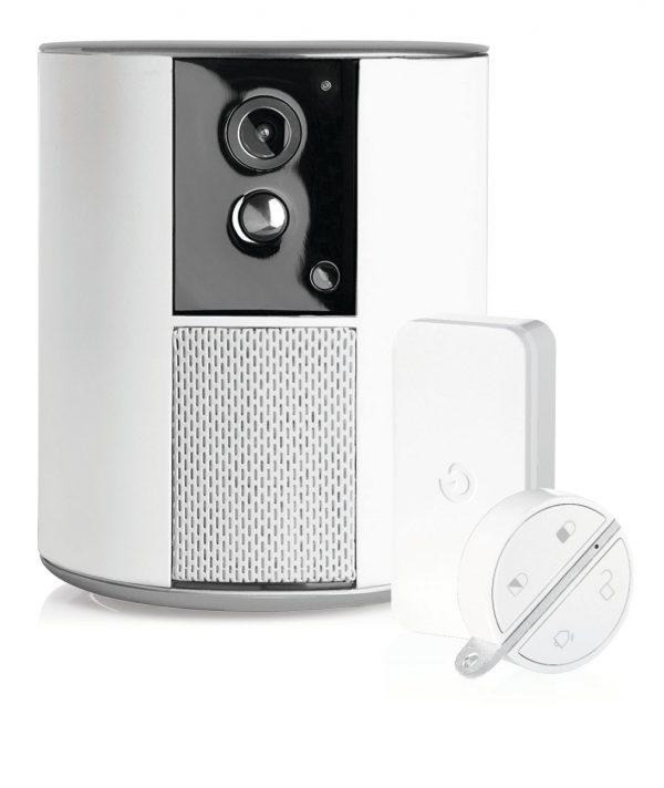Alarme maison sans fil connectée et compatible animaux One+ SOMFY protect