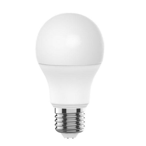 ampoule connectée led standard e27 intensité + couleur variables enki lexman