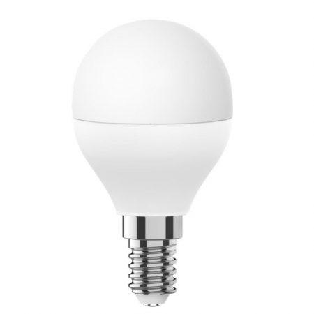 ampoule connectée led sphérique e14 intensité + couleur variables enki lexman