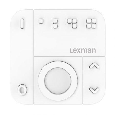 télécommande pour ampoules connectées rgb ctt zigbee lexman enki
