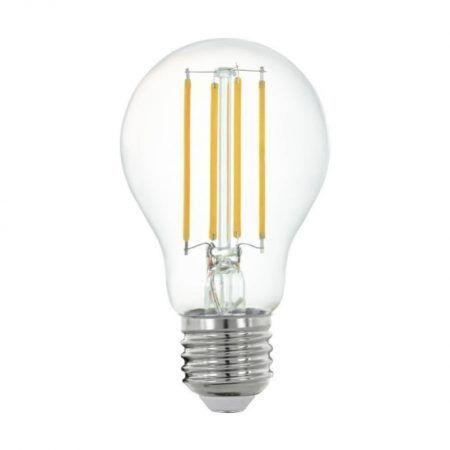 ampoule connectée led standard e27 806lm = 60w blanc + intensité variables, eglo