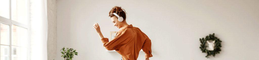 système audio sans fil par wi-fi enki