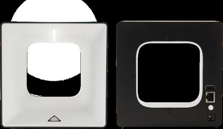 box domotique enki avant arrière