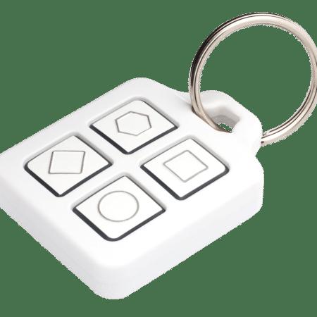 commande connectée portable 4 fonctions evology
