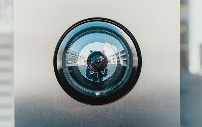 caméra de surveillance pour la maison