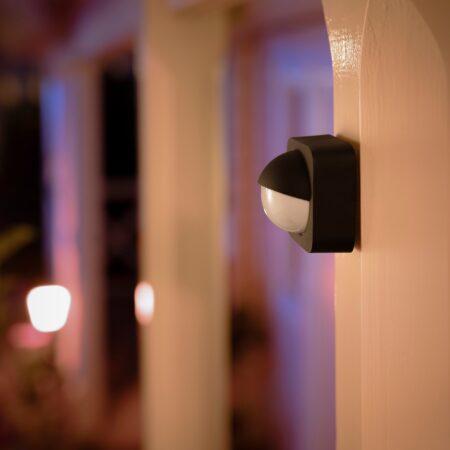 détecteur de mouvement pour extérieur philips hue